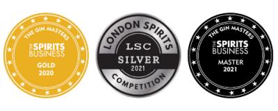 Malvern award logos 2021